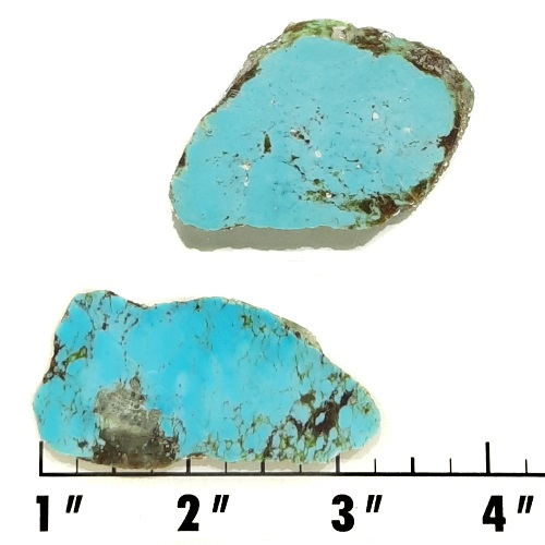 Slab1233 - Stabilized Campitos Turquoise Slabs