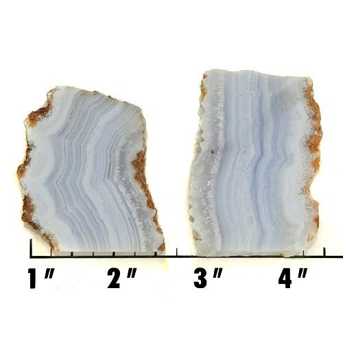 Slab1620 - Blue Lace Agate slabs