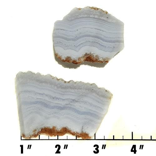 Slab1628 - Blue Lace Agate slabs