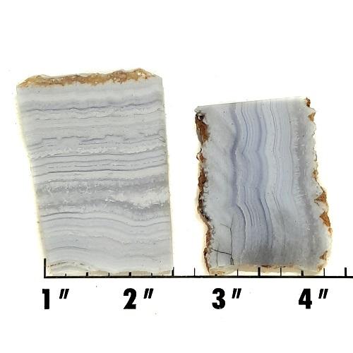 Slab1630 - Blue Lace Agate slabs