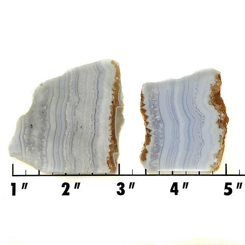 Slab1633 - Blue Lace Agate slabs
