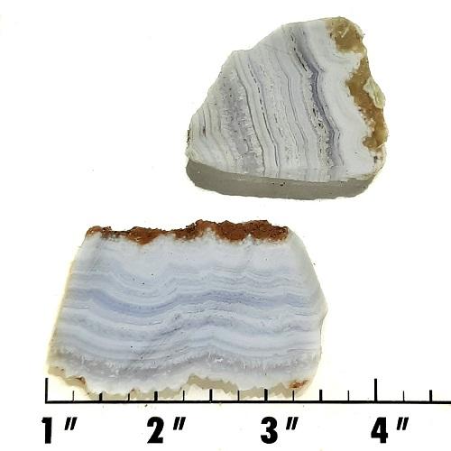 Slab1652 - Blue Lace Agate slabs