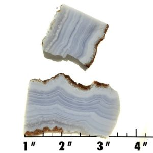 Slab1680 - Blue Lace Agate slabs