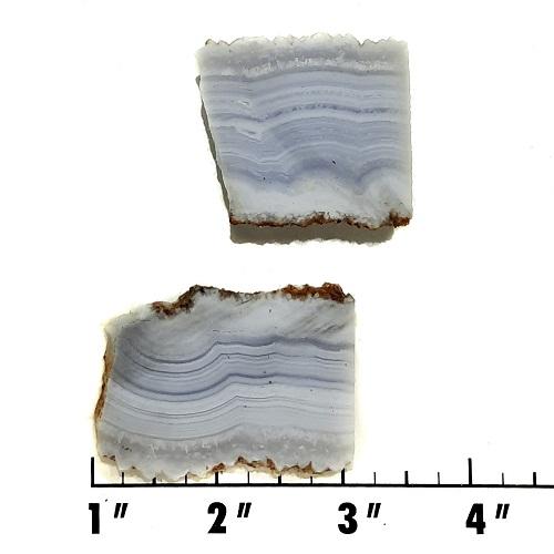 Slab1698 - Blue Lace Agate slabs