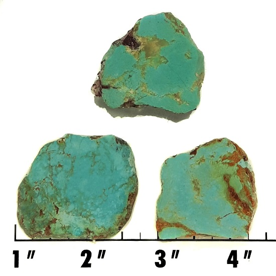 Slab1705 - Stabilized Turquoise Slabs