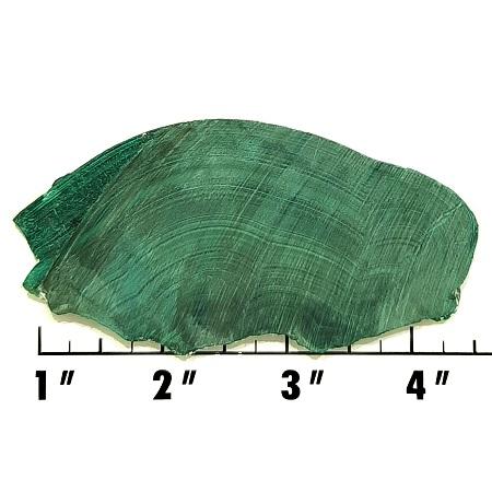 Slab268 - Malachite slab