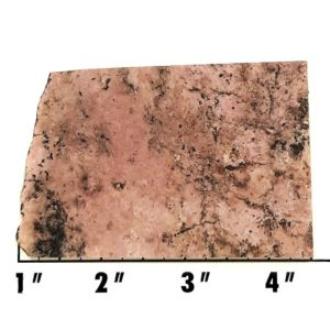 Slab803 - Rhodonite slab