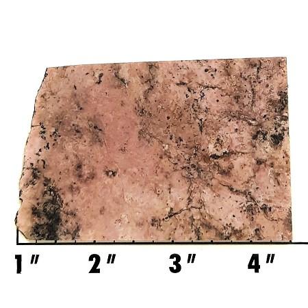 Slab803 - Rhodonite slab