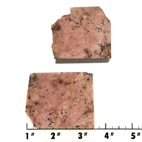 Slab805 - Rhodonite slabs