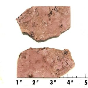 Slab806 - Rhodonite slabs