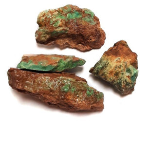 Battle Mountain Stabilized Turquoise Rough
