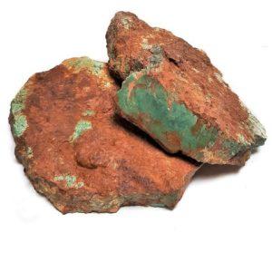 Stabilized Battle Mountain Turquoise Rough - Extra-Large Size - $375.00/lb. (~$0.83/gram)