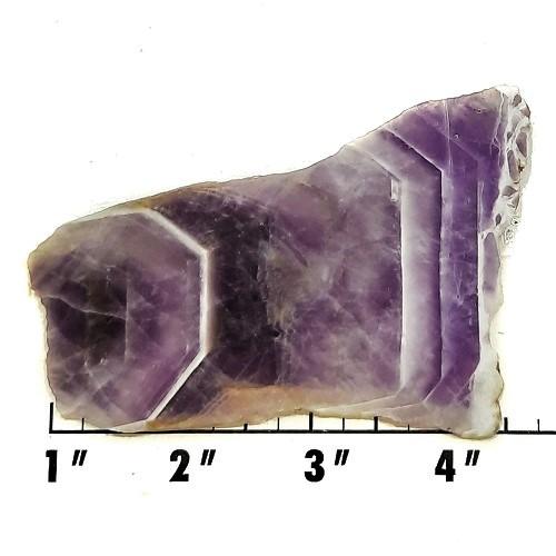 Slab1808 - Chevron Amethyst Slab