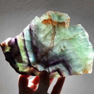 Slab1198 - Fluorite Slab