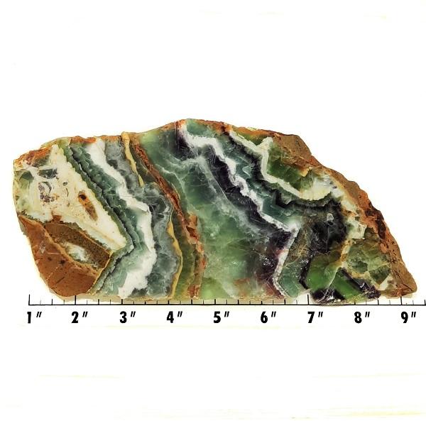 Slab1235 - Fluorite Slab