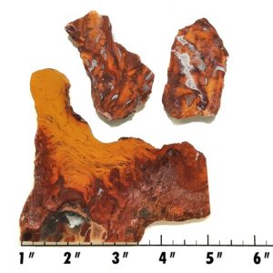 Slab1399 - Rooster Tail Agate slabs