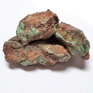 Baja Stabilized Turquoise Rough from Mexico - $165/lb (~0.364/gram)