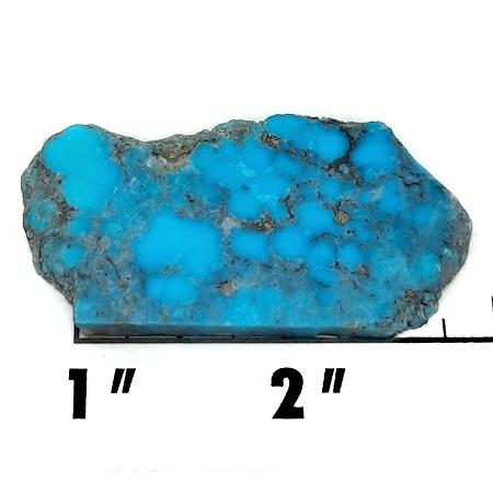 Slab1119 - Stabilized Kingman Turquoise Slab