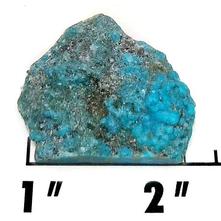 Slab1065 - Stabilized Kingman Turquoise Slab
