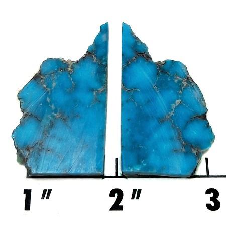 Slab1094 - Stabilized Kingman Turquoise Slab
