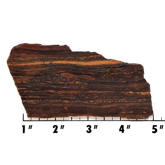 Slab2220 - Tiger Iron Slab