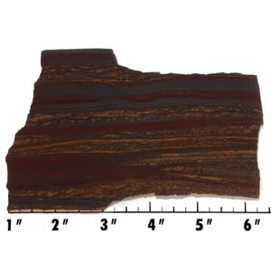 Slab2221 - Tiger Iron Slab