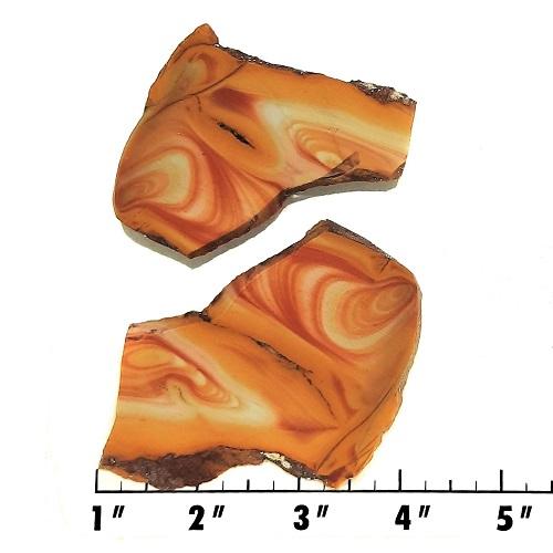 Slab1827 - Wonderstone Rhyolite Slabs