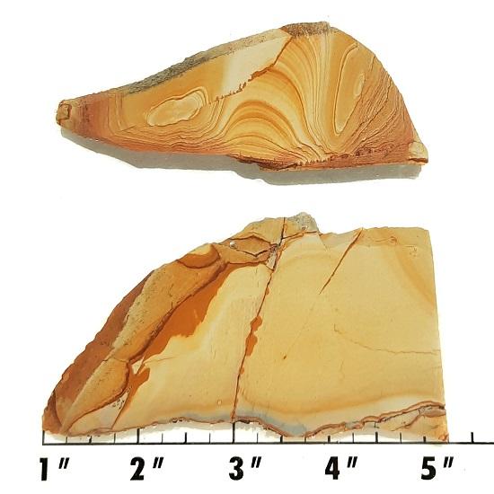 Slab1153 - Owyhee Jasper slabs