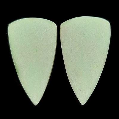 Cab1262 - Magnesite Cabochon Pair