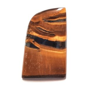 Landscape Tiger Eye Cabochons from South Africa