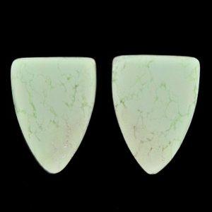 Cab2569 - Magnesite Cabochon Pair
