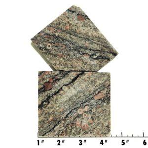 Slab321 - Crinoid Marble Slabs