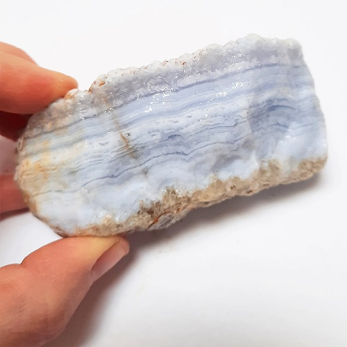 Blue Lace Agate Rough #13