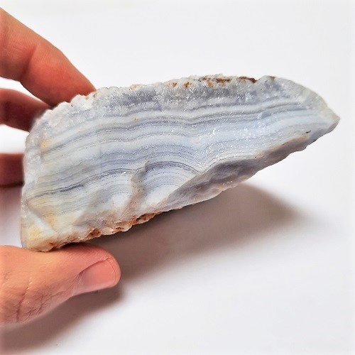 Blue Lace Agate Rough #4