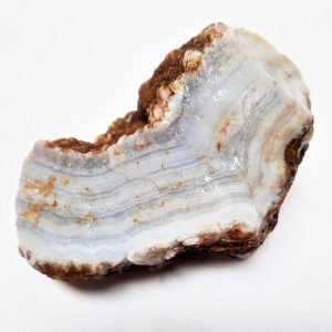 Blue Lace Agate Rough #8