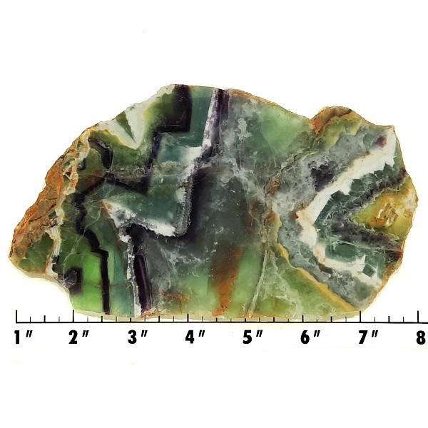 Slab1140 - Fluorite Slab