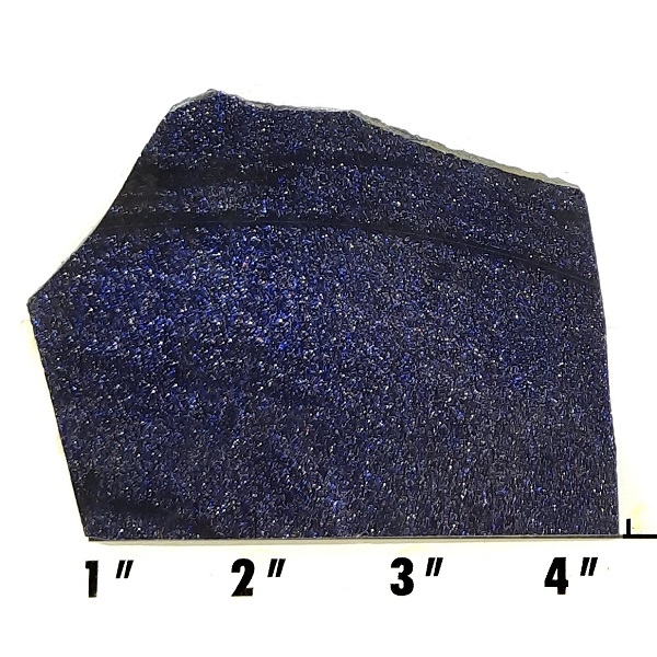 Slab1 - Blue Goldstone Slab