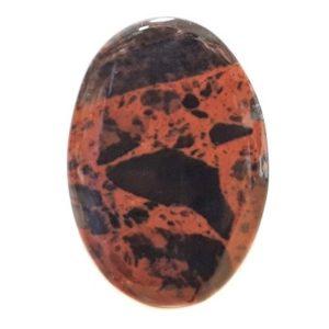 Mahogany Obsidian Cabochon