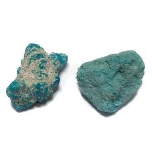 Nacozari Enhanced Turquoise Rough #21