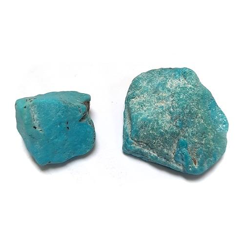 Nacozari Enhanced Turquoise Rough #22