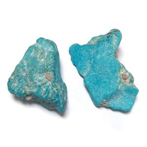 Nacozari Enhanced Turquoise Rough #25