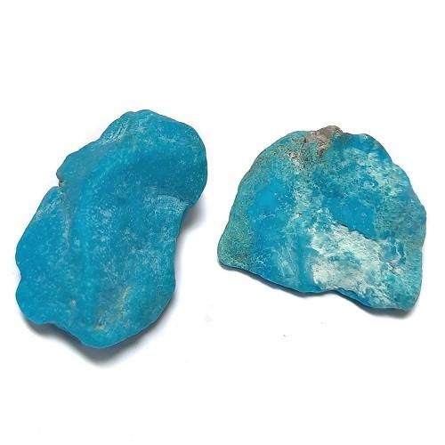 Nacozari Enhanced Turquoise Rough #30