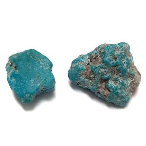 Nacozari Enhanced Turquoise #2 Quality Rough #40