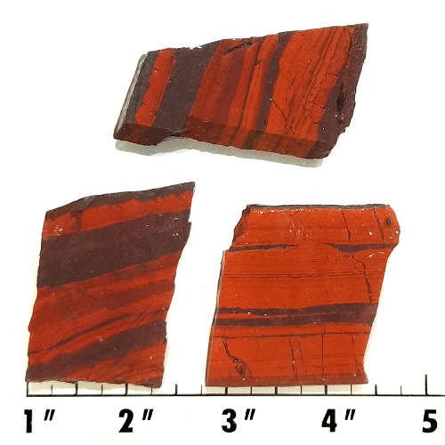 Slab2139 - Red Jasper Hematite slabs