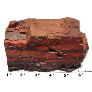 Red Jasper with Hematite 4