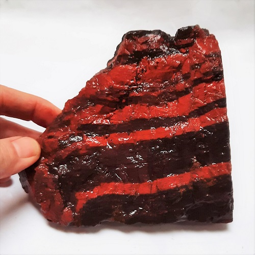 Red Jasper with Hematite 5