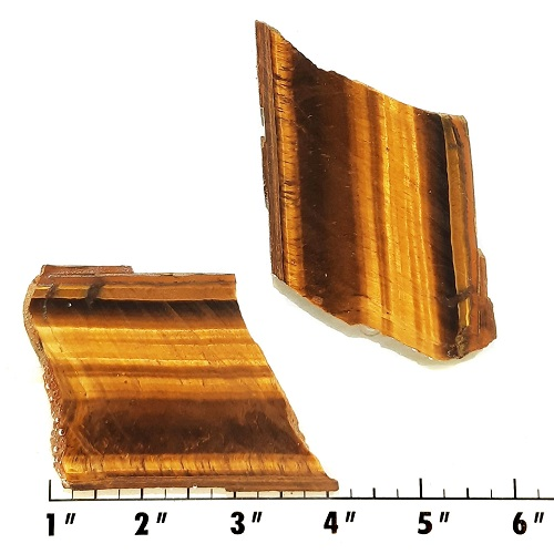Slab1300 - Golden Tiger Eye Slabs