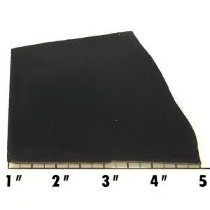 Slab550 - Black Nephrite Jade Slab
