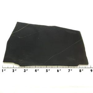 Slab568 - Black Nephrite Jade Slab