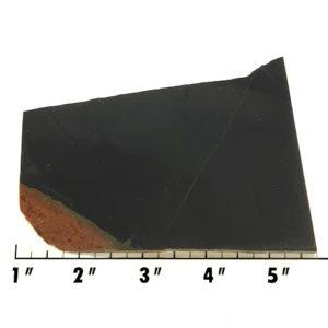 Slab56 - Black Nephrite Jade Slab